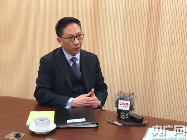 """澳门新金沙线上娱乐:袁国强:""""一带一路""""建设香港可承担特别角色"""