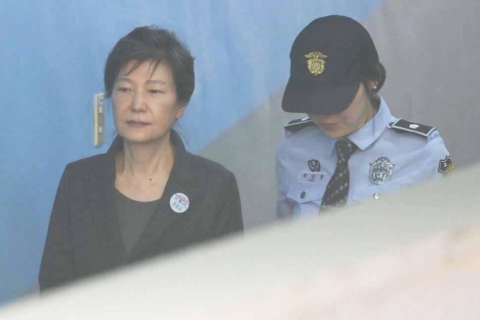 全天北京赛车PK10计划:朴槿惠向法院递交亲笔信:我不想宣判被电视直播