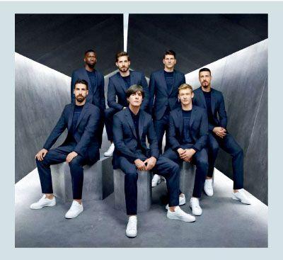 澳门金鲨游艺场:限时打开时尚品牌的世界杯服饰