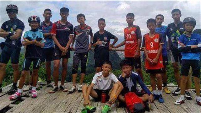 必发彩票代理可信不:生命的奇迹!失踪10天的13名泰国人被证实全活着