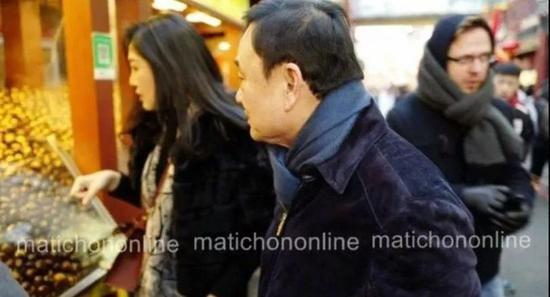 """金沙娱乐国际中心:英拉他信突然""""现身北京""""?泰警方:暂时无法确认"""