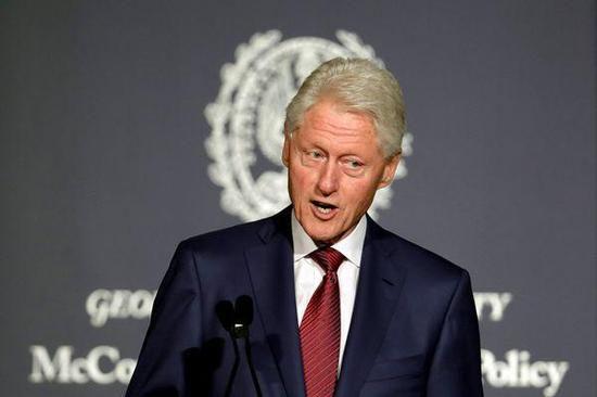 大通彩票开奖记录:克林顿重提性丑闻称从未私下道歉_莱温斯基回应