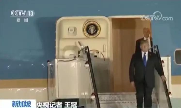 """北京赛车app下载安装:朝美领导人先后抵达新加坡_朝美官员今日或进行""""最终协调"""""""