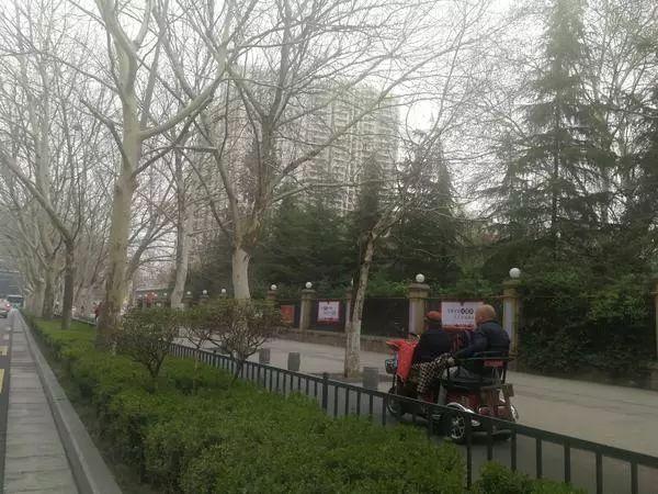 """时隔22年 郑州将重启公园""""拆墙透绿"""""""