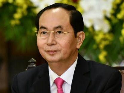 幸运彩票安全吗:越南国家主席陈大光因病医治无效去世_享年61岁