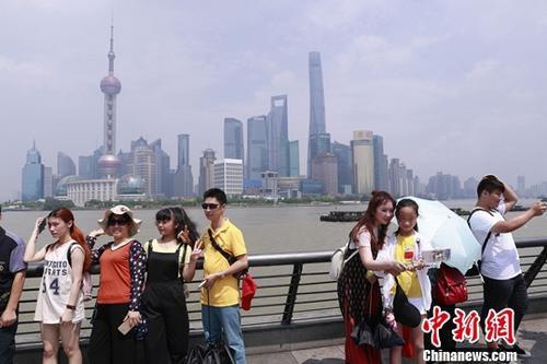 资料图:上海 <a target='_blank'  data-cke-saved-href='http://www.chinanews.com/' href='http://www.chinanews.com/'>中新社</a>记者 张亨伟 摄