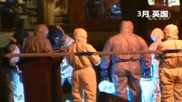 """金沙网上娱乐场:""""中毒""""案当事人之一首次公开露面_在俄英媒被调查"""