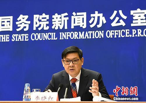 李晓红(资料图)。<a target='_blank' href='http://www.chinanews.com/'>中新社</a>记者 张勤 摄
