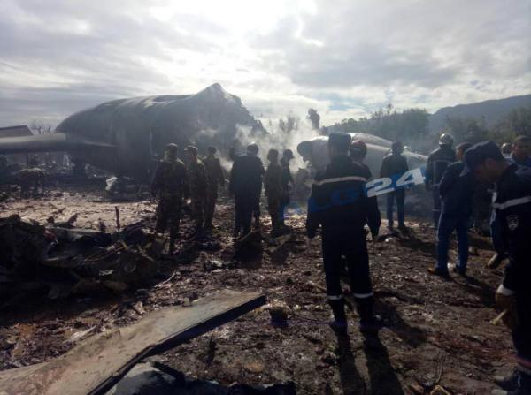 阿尔及利亚一军机坠毁 死亡人数升至257人