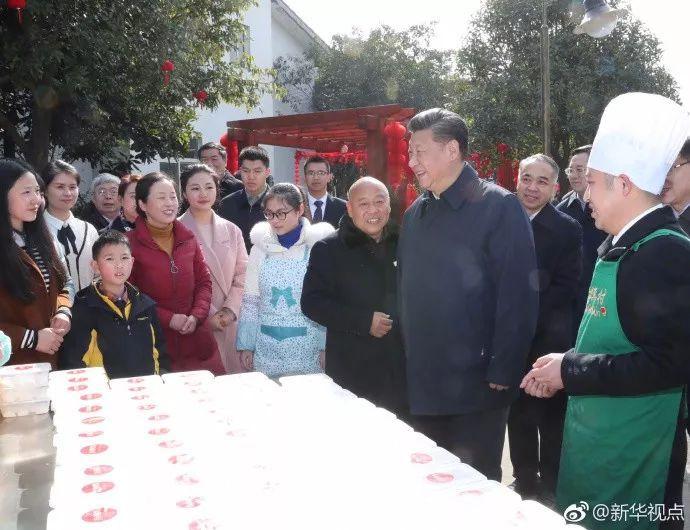 金沙会线上娱乐:村民对总书记说,您是人民的好领袖;习近平回答,我是人民的勤务员