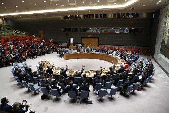 急速赛车8码必中:安理会一致通过叙利亚停火决议――钢丝上的利益平衡
