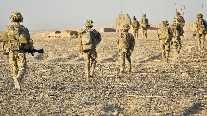 网上赌博平台网址:响应特朗普号召?英考虑向阿富汗增派400名军人