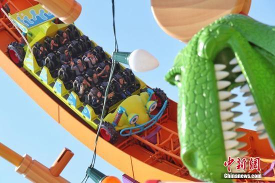 赛车345678必中技巧:中国成全球主题公园增长动力:去年游客增长近20%
