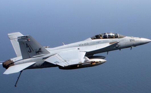 重庆时时彩助手老版本:美海军超级大黄蜂战斗机坠毁_2名飞行员确认死亡