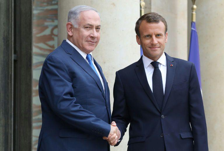 什么app能买彩票:以色列总理访法谈伊核问题_马克龙重申立场
