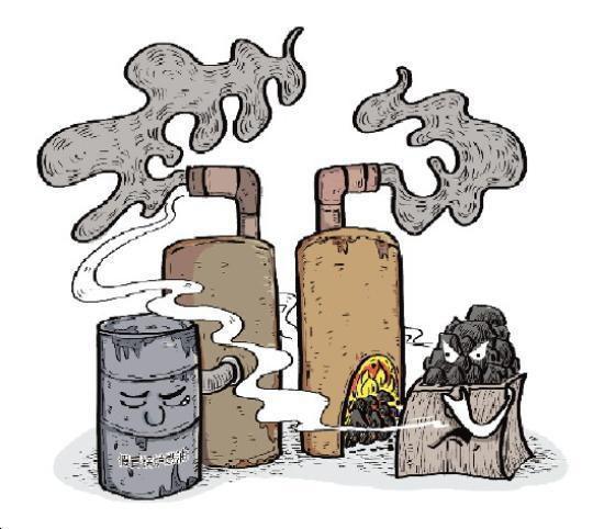 """快乐8大小单双稳赚技巧:揭新型污染案:有毒危废化身""""煤改油""""燃料_热销市场"""