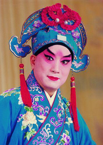 《得意缘》叶少兰饰演卢昆杰。受访者供图
