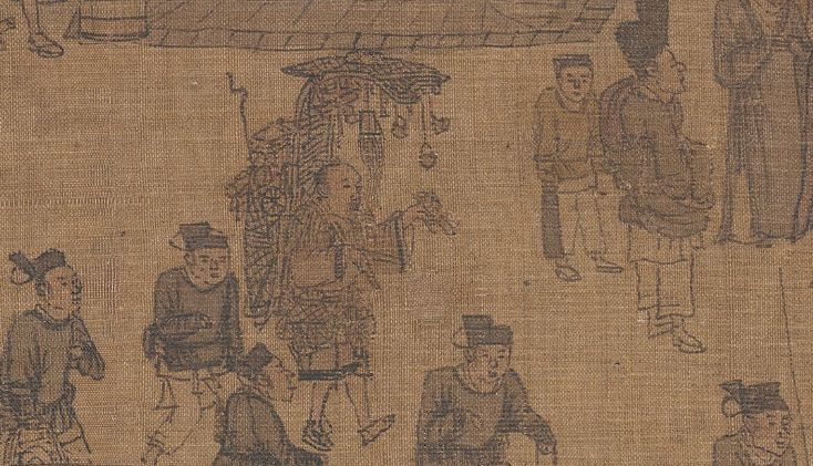 河南博物院本周讲座:《清明上河图》的历史密码