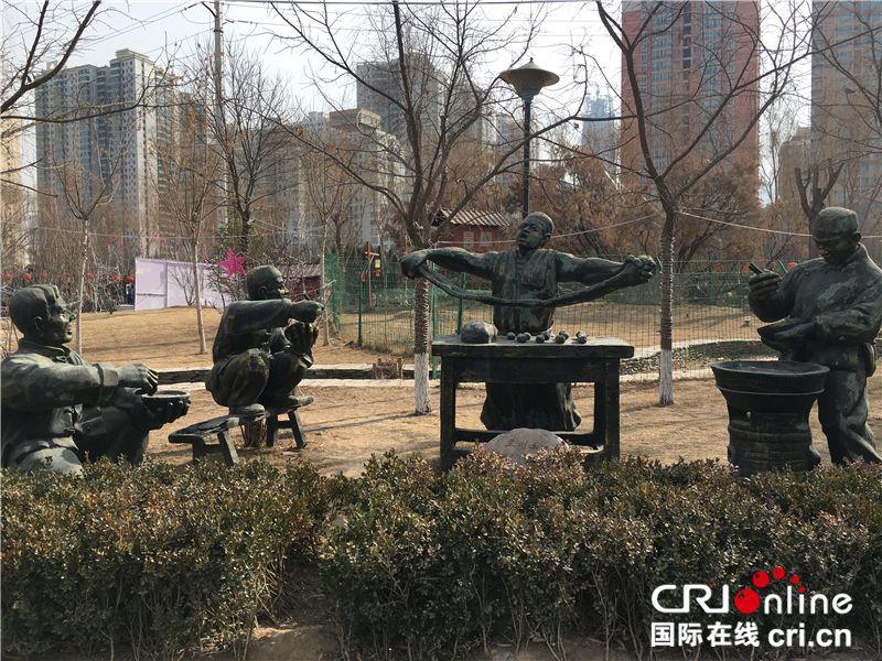 金沙国际华人娱乐平台:【新春走基层】笔墨老兰州_畅意新生活