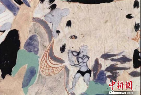 """敦煌石窟中的大雪时节:来一场岁末""""灵魂洗礼"""""""