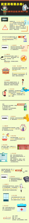 【防疫科普】居家消毒要小心!规范使用这些消毒产品