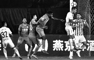 重庆时时彩9.7倍玩法:足协杯半决赛客场1:5惨败国安?富力亚冠希望渺茫