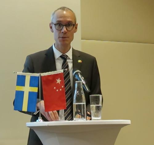 重庆时时彩在线开户:瑞典中国商会年会召开?打造中瑞经贸合作平台