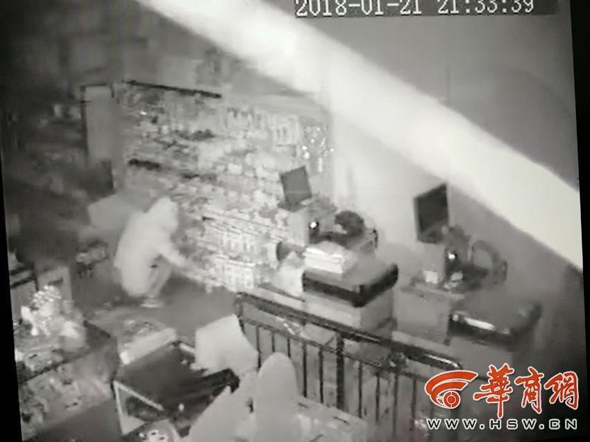 官方授权入口:花光亡妻10万赔偿金_吸毒男藏超市货架夜盗近百条香烟