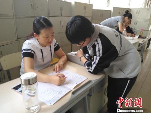"""高考天数""""余额""""不足10天 河北一线老教师为考生和家长支招"""