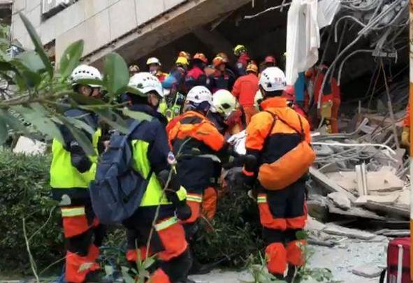幸运飞艇开奖公式:再发现2具遗体_台湾花莲地震死亡人数上升至4人