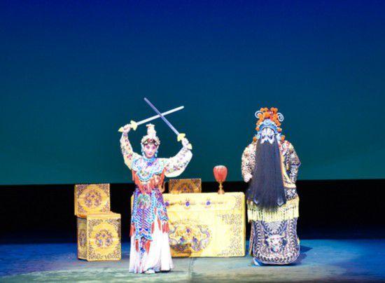 北京赛车开奖记录app:中国湖北省京剧院携《项羽和刘邦――霸王别姬》赴日公演