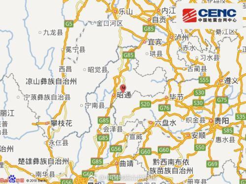 北京赛车开奖直播:贵州威宁发生4.4级地震_震中20公里范围内人口约12万