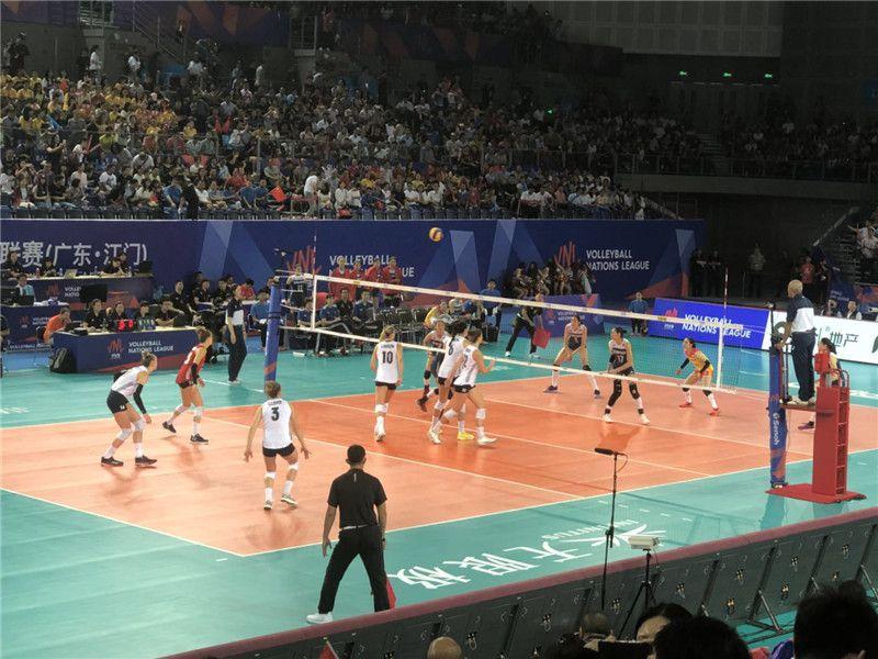 北京赛车冠军技巧:2018世界女排联赛江门站中国女排夺季军